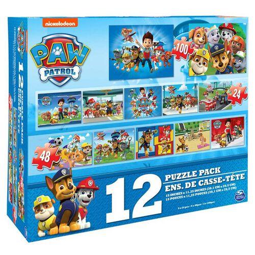 Disney 12 Puzzle Pack