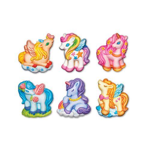 4M Unicorn Mould & Paint Crafts