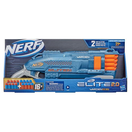 NERF Elite Roughcut 2.0 (Octo Db-8)