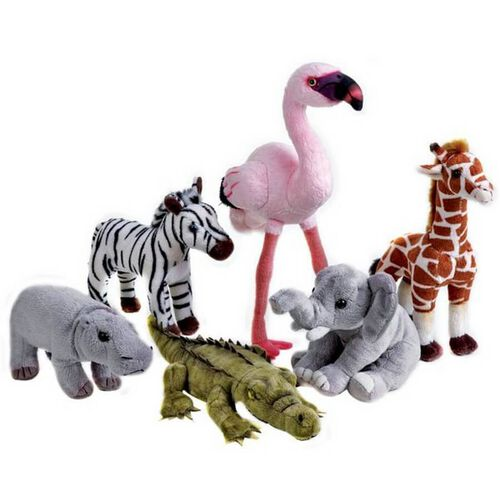National Geographic Baby Savana - Assorted