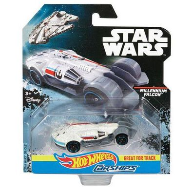 Hot Wheels Star Wars Carships - Assorted