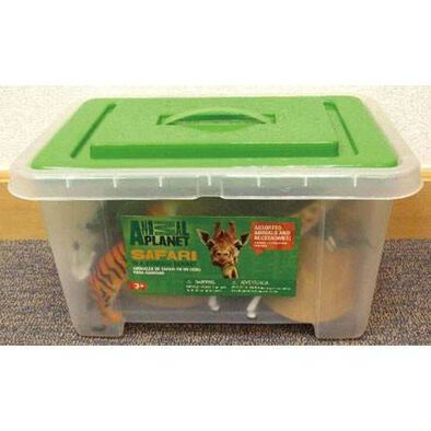 Animal Zone Safari Container