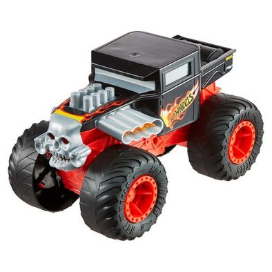 Hot Wheels Monster Truck 1:24 Transforming Trucks