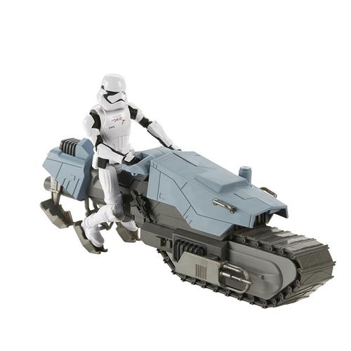 Star Wars First Order Driver and Treadspeeder
