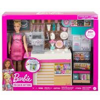 Barbie Careers Coffee Shop Playset