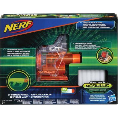 NERF Modulus Ghost Ops Upgrade - Assorted