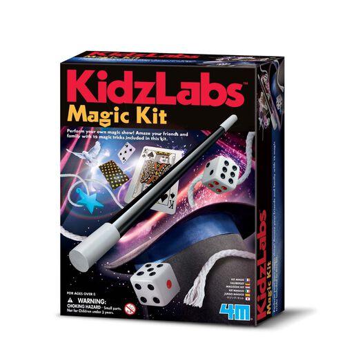 4M Kidzlabs Magic Kit