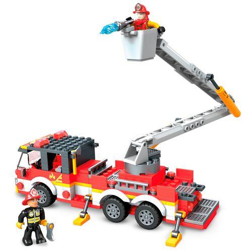 Mega Construx Wonder Builders Firetruck