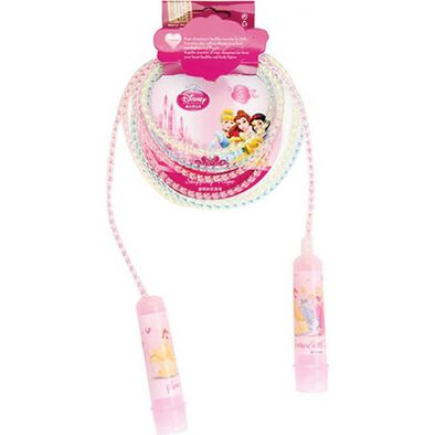 Disney Princess Plastic Rainbow Jump Rope