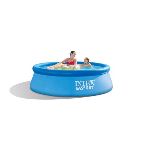 Intex 8ft x 10 Inch Easy Set Pool Set