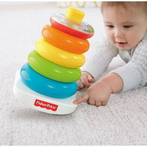 Fisher-Price Infant Rock-A-Stack