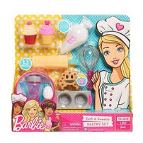 Barbie Such A Sweetie Pastry Set