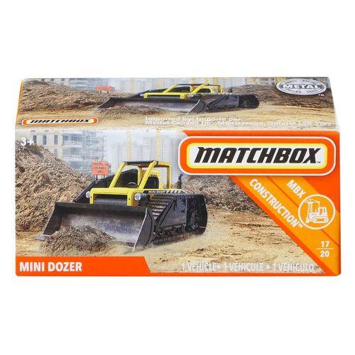 Matchbox Power Grab - Assorted