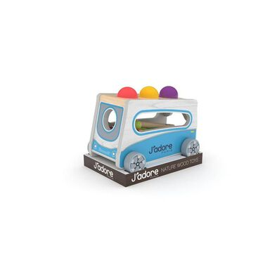 J'adore Minibus Hammer Balls + Xylophone