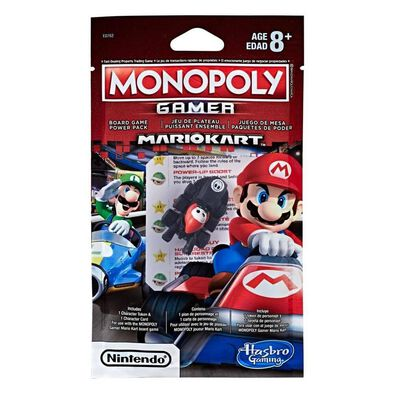 Monopoly Gamer Mario Kart Power Packs - Assorted