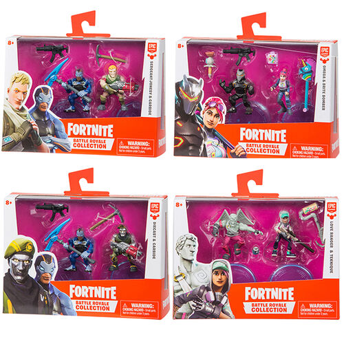 Fortnite S1 W1 Figure Duo Pack - Assorted