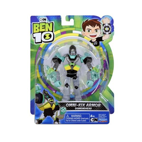Ben 10 Armored Diamondhead