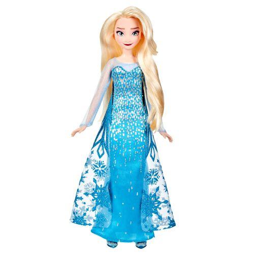 Disney Frozen 2 Elsa's Style Set Doll