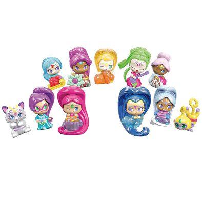 Shimmer And Shine Teenie Genie Surprise Bottles - Assorted