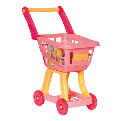 Just Like Home New Shopping Cart (Pink)