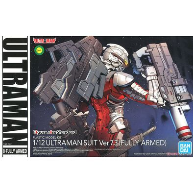 Gundam Figure Rise Standard Ultraman Suit Ver7.3 (FULLY ARMED)