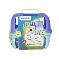 Play Big Little Vet Playset