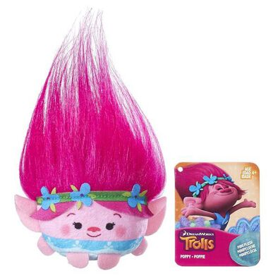 Trolls Mini Plush - Assorted