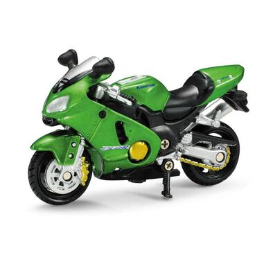 New Ray 1:32 Diecast Bikes 3-Pack - Assorted