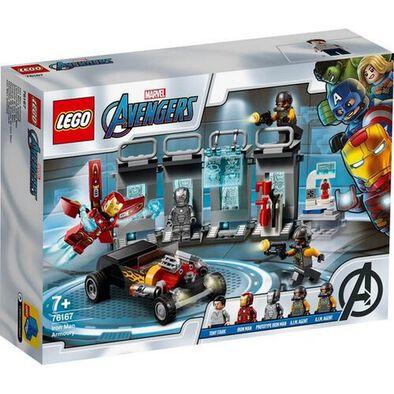 LEGO Iron Man Armory 76167