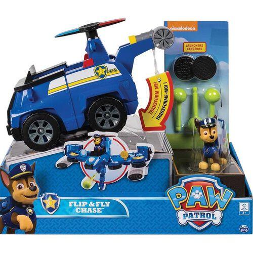 PAW Patrol Flip N Fly Vehicle - Assorted