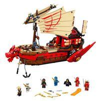 LEGO Ninjago Destiny's Bounty 71705