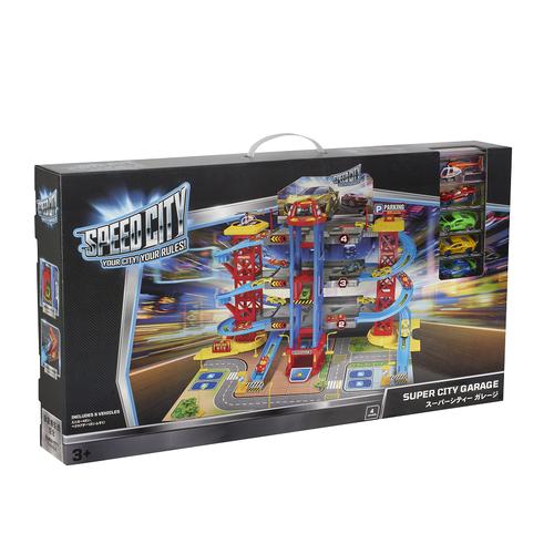 Speed City Super City Garage