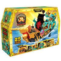 Treasure X S5 Sunken Shipwreck Playset