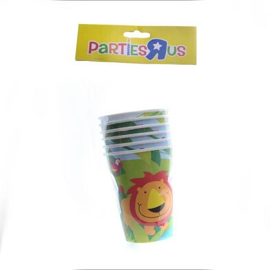 Jungle Party Paper Cup