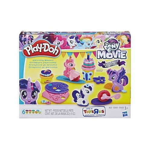 Play-Doh Mlp Friendship Festival