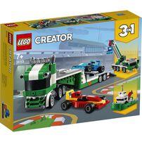LEGO City Race Car Transporter 31113