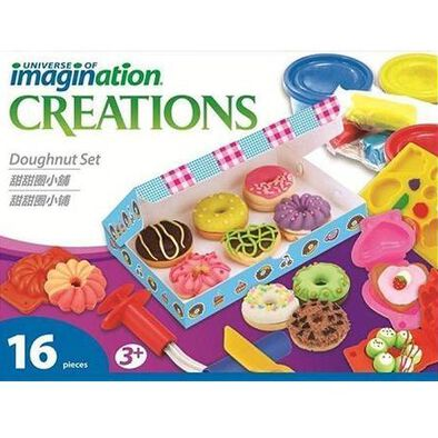 Universe Of Imagination -Doughnuts Set