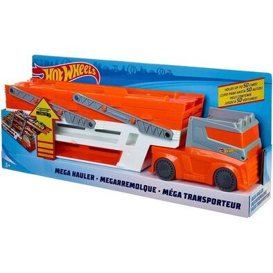 Hot Wheels Mega Hauler 50Th Anniversary