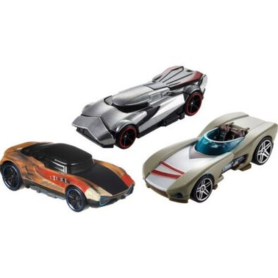 Hot Wheels Star Wars Character Car - Assorted