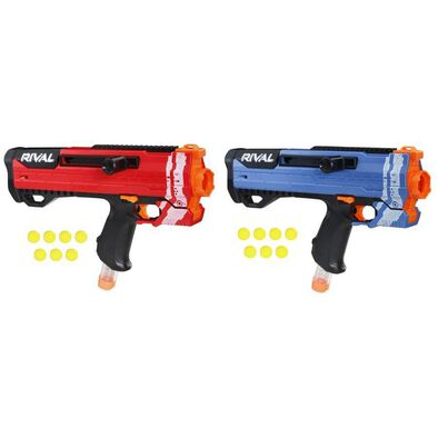 NERF Rival Helios XVIII 700 (Blue/Red) - Assorted