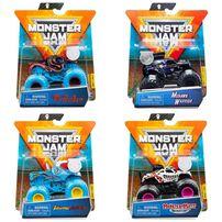Monster Jam 1:64 Single Pack - Assorted