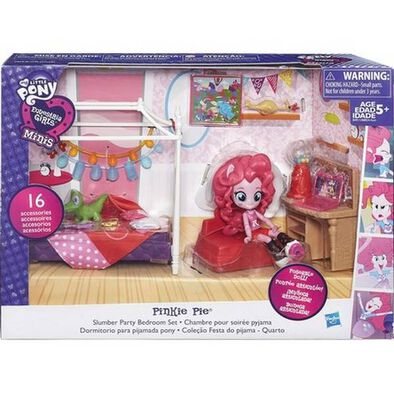 My Little Pony Mlp Eg Minis Scene Pack - Assorted