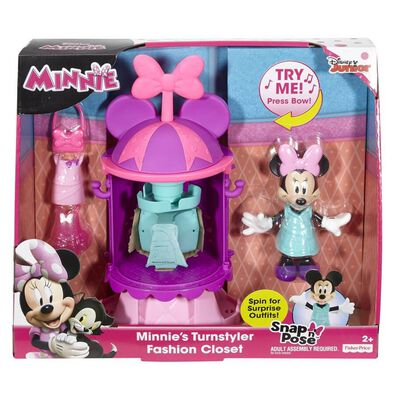 Disney Minnie Mouse Turnstyler Fashion Closet