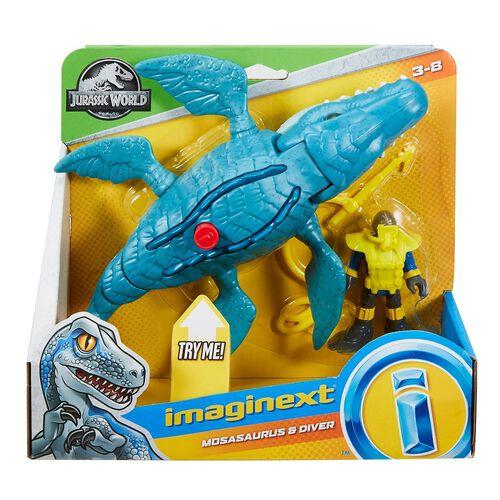 Imaginext Jurassic World Feat - Assorted