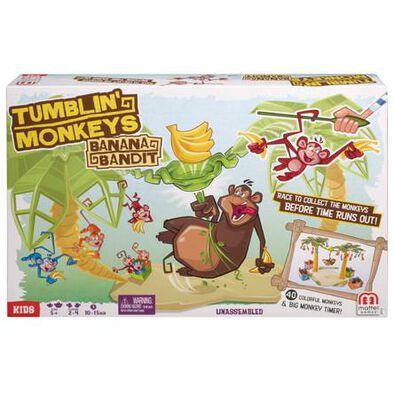 Mattel Games Tumblin Monkeys Banana Bandit