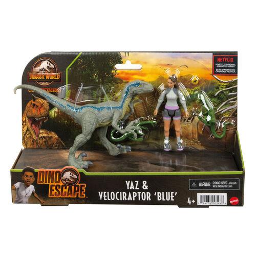 Jurassic World Human & Dino Pack Assortment