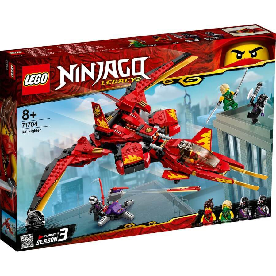 Lego NINJAGO FIGURE KAI 755 #