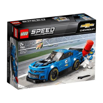 LEGO Speed Champions Chevrolet Camaro ZI1 Race Car 75891