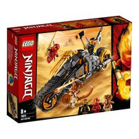 LEGO Ninjago Cole's Dirt Bike 70672