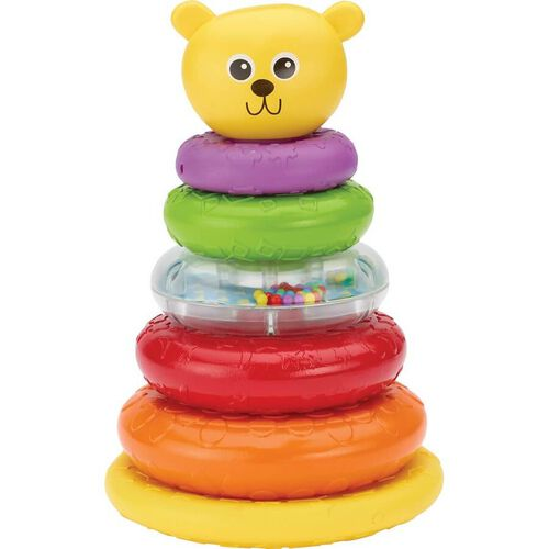 BRU Rainbow Bear Stackers